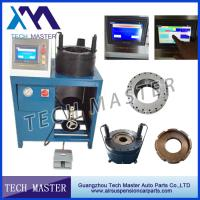 China Durable Hydraulic Hose Crimping Machine For Air Ride Suspension System wholesale