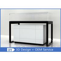 Quality Modern Functional Glass Jewellery Counters / Jewellery Showcases for sale