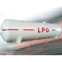 China LPG GAS storage tank 10000L lpg Tanker Trailer skid mounted filling station TITAN on sale