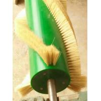 Quality Brush for flat tops cleaning, spiral brush for carding machine, carding machine for sale