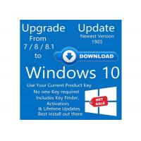 China Windows 10  Windows 8.1 Product Key Code Home Download Link Multiple Languages wholesale