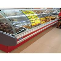 China Ice Cream Supermarket Projects Frige Equipments For Fruits / Meat wholesale