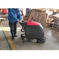 China Hand Push Commercial Floor Cleaning Equipment Dryer Not For Carpet wholesale