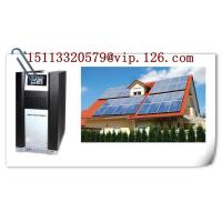 China 3000W/AC220V Off-grid Integrated Home Solar Energy Supply System on sale