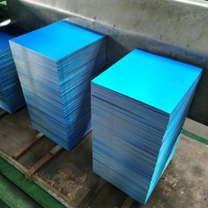 China Aluminum Sheet Supplier 3003 5083 H111 Aluminium Plate Sheets Rolls wholesale