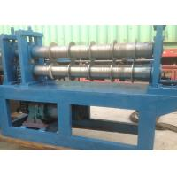 China 0.3mm - 3mm Accessory Equipment Galvanized Color Steel Coil Slitting And Cut To Length Machine wholesale