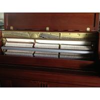 Quality Brown Polished Antique Acoustic Upright Piano for sale