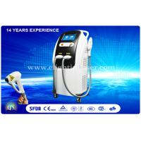China SHR Hair Removal Machine Three Spot Size IPL Handpieces For Option wholesale