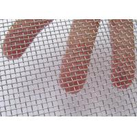 China 30Mesh * 30Mesh Woven Square Wire Meshs Hot Dipped Galvanized / Electric Galvanized Wire Meshs on sale