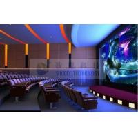 China Indoor Luxury 3D movie theater wholesale