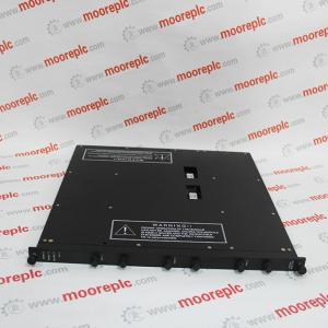 China TRICONEX 3624 SUPERVISED DO 24VDC 3000609-130 REV D USA PART 3624 wholesale