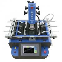 Buy cheap hot air + Infrared manual bga rework station for mobile phone chips soldering from wholesalers