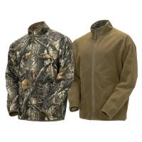 China Hunting Outdoor Reversible Soft Shell Camouflage Jacket Big And Tall Camo Hunting Clothes wholesale
