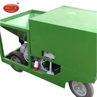 China PTJ-120 Athletic Running Track Rubber Sprayer Machine On Sale wholesale