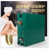 Buy cheap 4.5-18KW Steam Sauna Equipment / Wet Steam Generator With Outside Controller from wholesalers