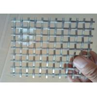 """Quality Fandango anti rust stainless steel 36""""x48"""" decorative wire mesh woven mesh for sale"""
