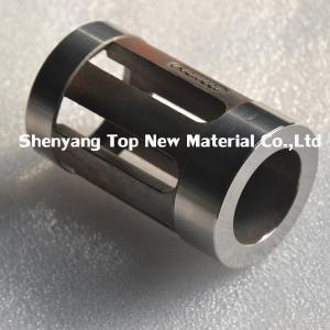 China Stellite 6 Cobalt Chrome Alloy Valve Seat Inserts Corrosition Resistance wholesale