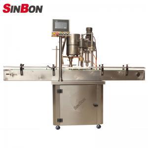 China Automatic Vial crimping Machine  semiautomatic cap capping machine wholesale