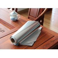 Quality 100 Meter Length Standard Catering Aluminium Foil Keep Food Flavorful packing in PP wrap or cardboard for sale