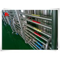 China Industrial Mineral RO Water Filter Machine Customized Dimension With UV Sterilizer wholesale