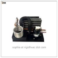 China DC 12V 24V Small Cooling Unit for Micro Mobile Medical and condensing unit/chiller/heating and cooling/cooling system wholesale
