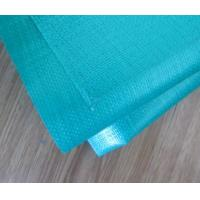 China 230gsm new hdpe material light green tarp sheet with uv protect wholesale