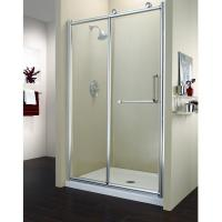 China High quality Tempered glass shower door wholesale