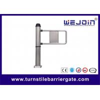 Buy cheap Electric Car Park Barriers , Pedestrian Swing Barrier Gates With Traffic Light from wholesalers