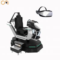 "China Classical Exciting 19"" Screen VR Racing Simulator With 12 Months Warranty wholesale"