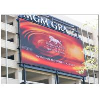 China Anti Low Temperature HD LED TV P6 SMD 3in1 , Commercial Outdoor LED Advertising Screens wholesale