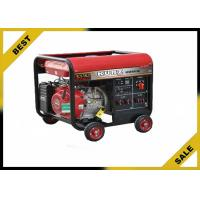 Quality 9 Kw Compact Gasoline Electric Generator Low Fuel Consumption Continuous Stable for sale