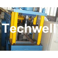 China L Shape Roll Forming Machine / Purlin Roll Forming Machine for Steel L Angle wholesale