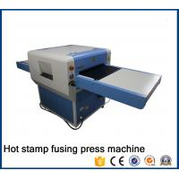 China New type for wholesale china factory pneumatic automatic digital hot foil stamping machine for all fabric factory22C on sale