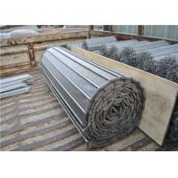 China SUS304 310 316 SS Wire Mesh Conveyor Belt for packing machine wholesale