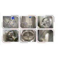 Quality Beer fermentation tank jacketed conical fermenter beer brewing equipment for pub for sale