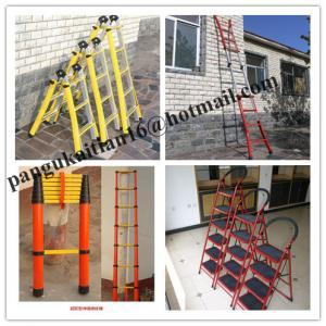 China Fiberglass step ladder&hot selling ladder,A-shape fiberglass insulated ladders wholesale