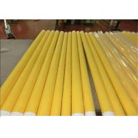 China PCB Polyester Printing Mesh / Screen Mesh With Corrosion Resistant wholesale