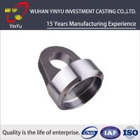 China Stainless Steel Investment Casting Pipe Fittings With CNC Machining And Polishing Process wholesale