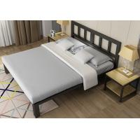 China Steel Bed Furniture / Metal Frame Bed European Style Mediterranean Princess Bed wholesale
