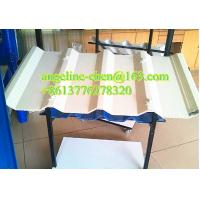 China High strength,noise and heat insulation PVC hollow roof tile making/production line wholesale