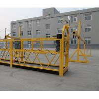 China ZLP800 steel suspended platform for outer wall cleaning wholesale