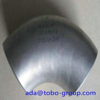 ASME B16.11 SW 90 Degree Stainless Steel Elbow ASTM SA234 WPB Elbows