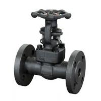 China Actuation API 6D 2 Inch Forged Steel Gate Valve Connection standard wholesale