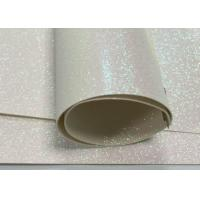 Moisture Proof Sparkly Construction Paper / Glitter Paper Sheets Nonwoven Stone Printed