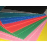 China Twin Wall Corrugated Polypropylene Sheet on sale