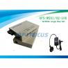 China Single Fiber SM SC Fiber Media Converter , 100KM 10 / 100M External PS wholesale