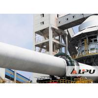 China Wet And Dry Process Cement Rotary Kiln in Cement Plant , Cement Kiln 55kw wholesale