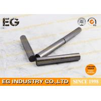 Welding Carbon Graphite Rods , 8mm X 200mm Stirring Spot Welding Pure Graphite Rod