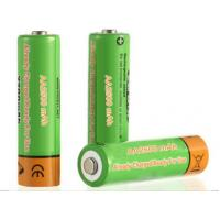 China NiMH Battery AA2500mAh 1.2V Ready to Use wholesale