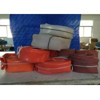 China Industrial Roller Silicone Tube Extrusion OD 50 - 500mm / Silicone Pipe on sale